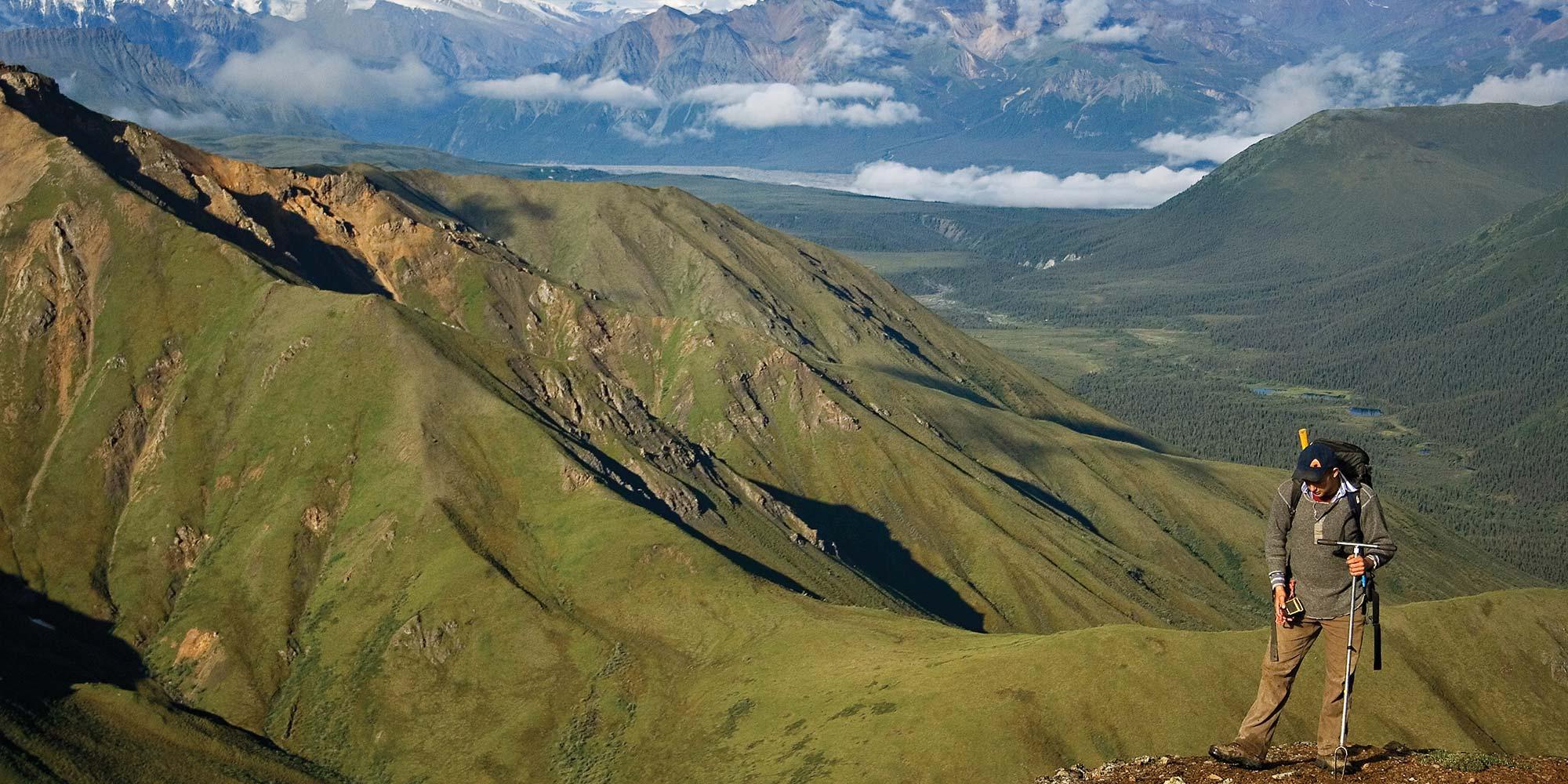Stream and Soil Geochemical Surveys